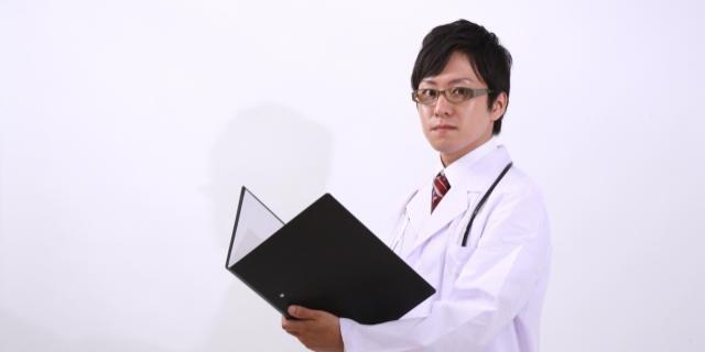 医師を目指した動機