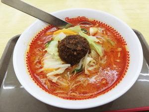 担々麺(スガキヤ)