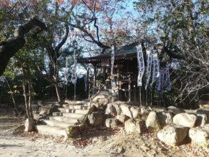 羽白美衣龍神社